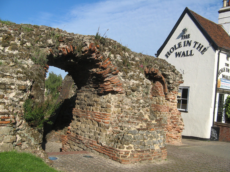 Muro romano