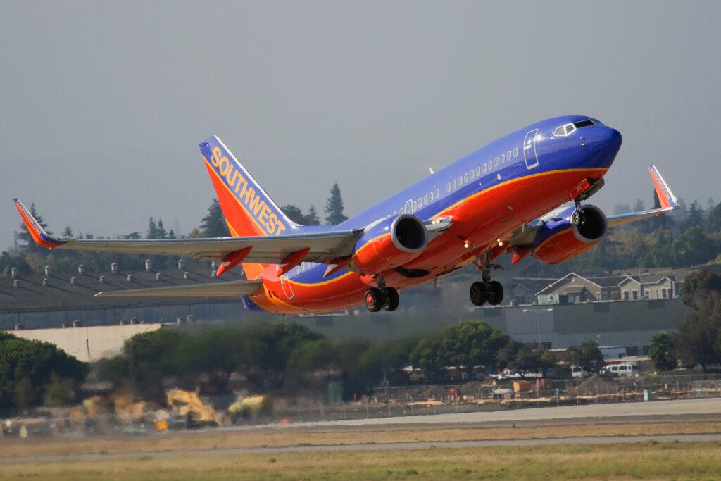 avion despegando, mariona intentará volar esta Navidad