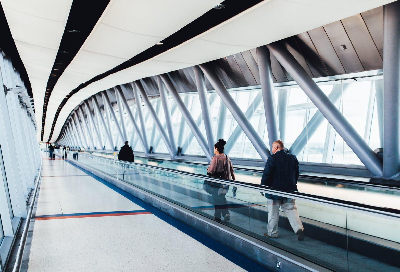 imagen de terminal aeropuerto