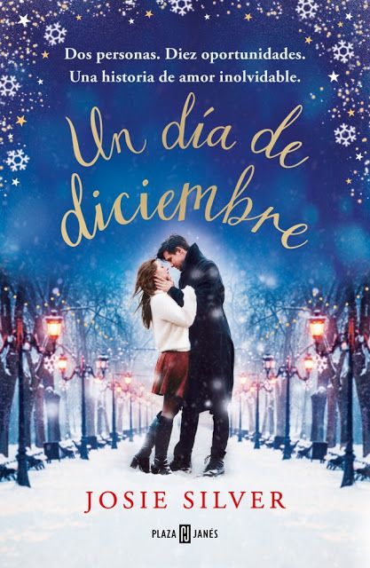 portada del libro un día de diciembre