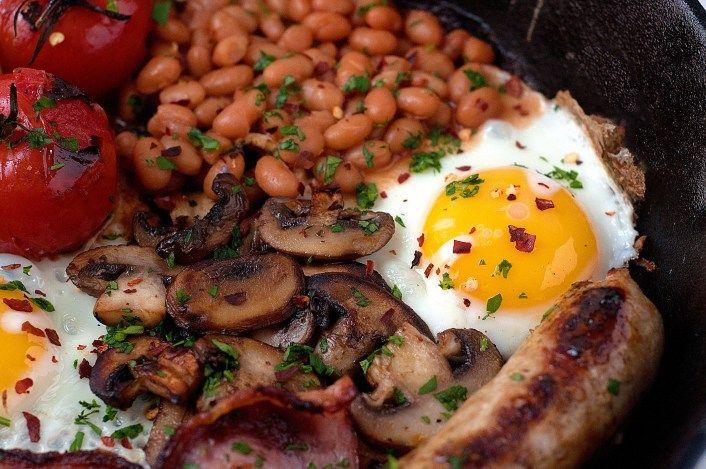imagen de full english breakfast