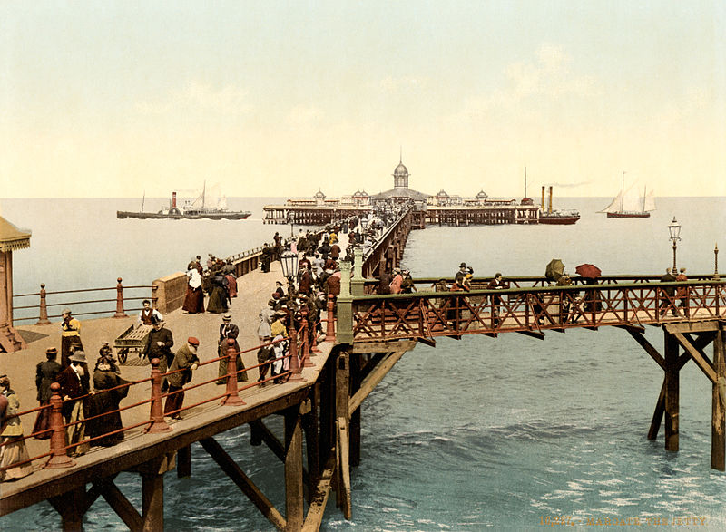 Margate, Kent, England, the jetty